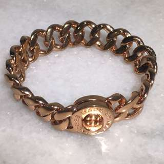 Marc By Marc Jacobs Rose Gold Bracelet
