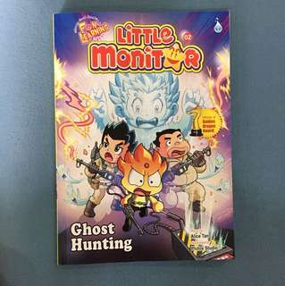 Little monitor - Ghost Hunting