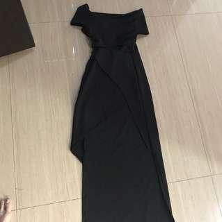 premium sabrina dress custom