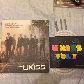 UKISS CD