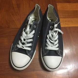 全新韓國名牌 [SHOOPEN] 仿 Converse 藍色鞋 Size 280mm