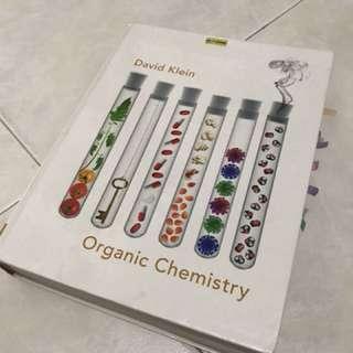 Organic chemistry (Uni)