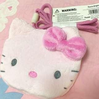 Hello kitty銀包散紙包卡包