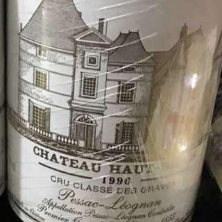 1996 Chateau Haut-Brion 長期存放紅酒櫃