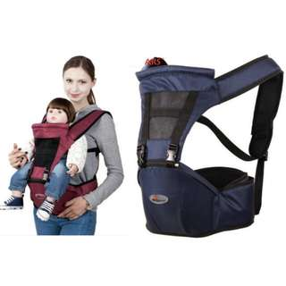 baby hipseat carrier 嬰兒腰凳揹帶