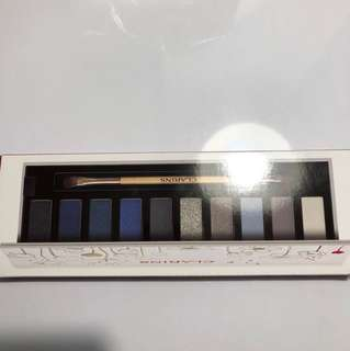 Clarins eye make-up palette