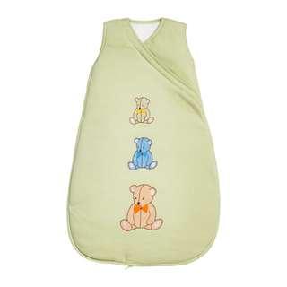 [IKEA] MINIBJÖRN Sleeping bag, light green