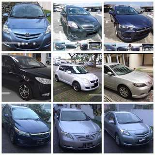 Car Rental / car for rent