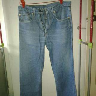 Levi's 512 jeans W32 L32 (pre-loved)