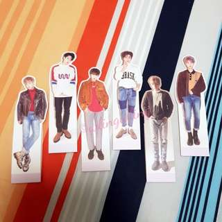 Wanna One nothing without you member standee