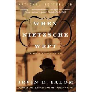 When Nietzsche Wept by Irvin D. Yalom (Ebook)