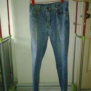 Levi's 506 jeans W31 L34 (pre-loved)