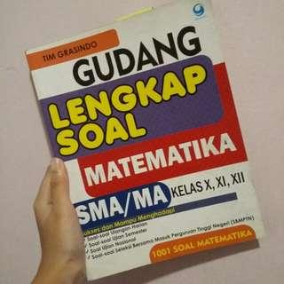 Gudang Lengkap Soal Matematika SMA