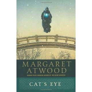 Cat's Eye by Margaret Atwood (Ebook)