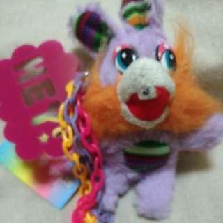 🚚 兔寶寶,薰衣草紫吊飾