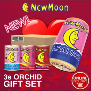 New Moon Abalone 3 piece Gift Set