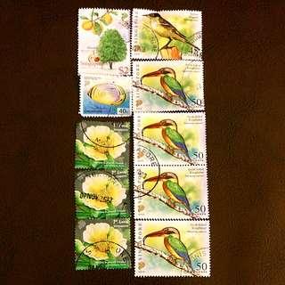 新加坡Singapore Stamp 3