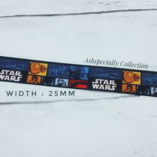 Star wars Grosgrain Ribbon