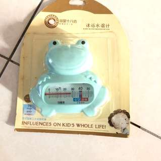 Thermometer for baby bath