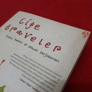 PRELOVED | Life Traveler by Windy Ariestanty