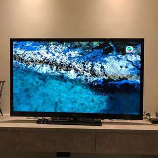 "Sony Bravia 55"" LED TV (3D option)"