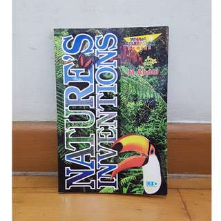 Nature's Inventions: Young Generation Series by M Abdul