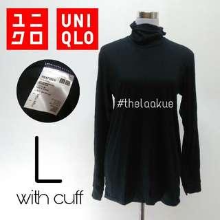 Uniqlo Heattech With Cuff