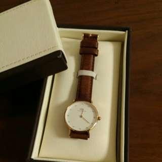 【全新】DW 女裝手錶