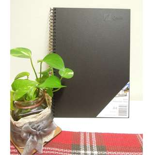 A4 Black Presentation Diary [NEW]