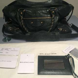 Authentic Balenciaga Part-time bag