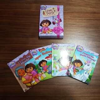 Love, Dora - A Storybook Gift Set