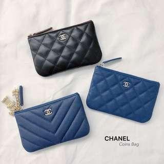 CHANEL Classic/吊飾款 Coins Bag