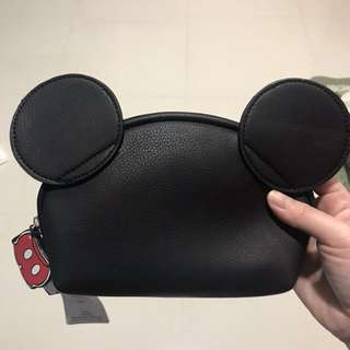 BN Primark Mickey Mouse pouch