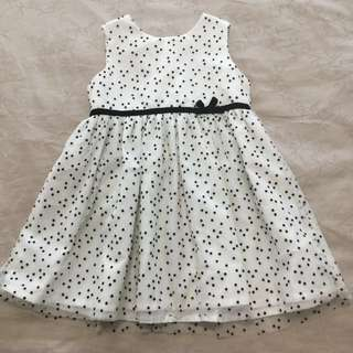 Carter's Frilly Dress - 18mth