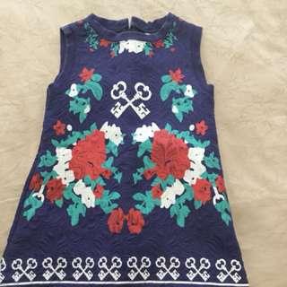 Girls Dress - 2T to 3T