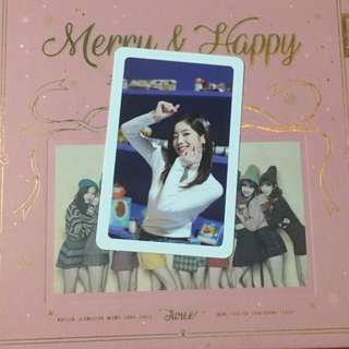 [WTS] TWICE Merry & Happy Dahyun PC