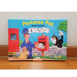Limited Edition! Postman Pat: Treasury Collection
