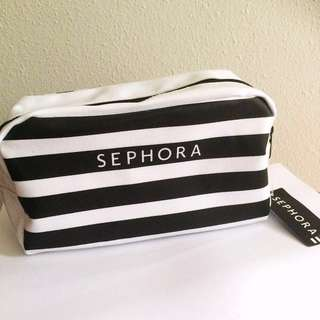 BNWT Sephora Makeup Pouch