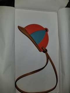 Hermes 帽仔吊飾