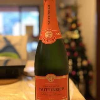 Champagne Taittinger Folies de la Marquetterie MV
