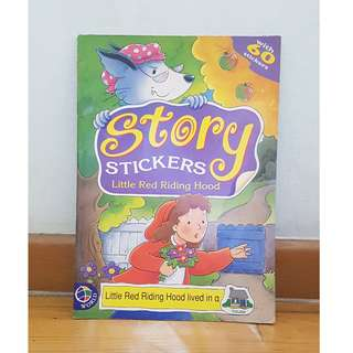 Little Red Riding Hood: Story Stickers
