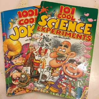 101 Cool Jokes/Science Experiments