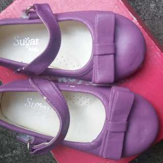 Sugar Kids Violet Doll Shoes