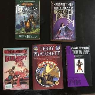 Varied Books Bundle