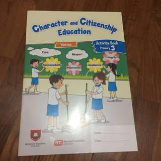 Primary 3 Character and Citizenship Education