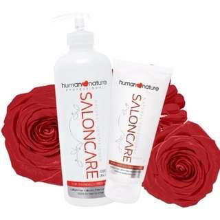 Professional Salon Care Shampoo & Conditioner