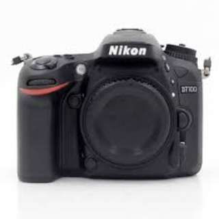 Nikon D7100 Body 24MP Like New