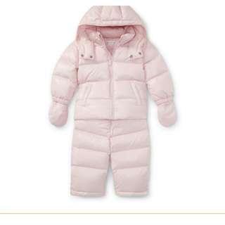 Polo Ralph Lauren Hooded Down Snowsuit (24m)