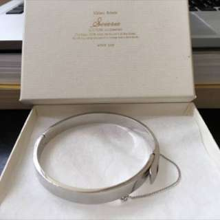 Maison Solarie Silver Bracelet preowned