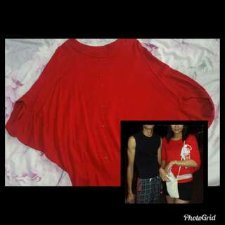 Red Batwing